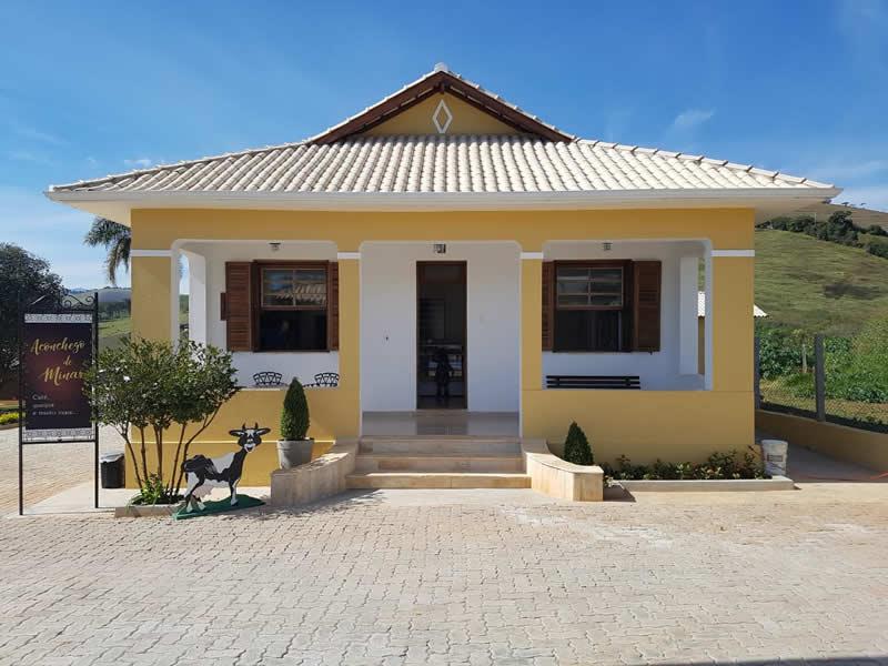 Nova loja Ecila em Itanhandu