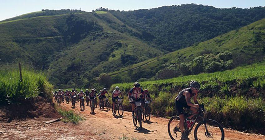 Big biker 2018 movimenta cidade de Itanhandu e atrai muitos ciclistas e seus familiares para as Terras Altas da Mantiqueira.